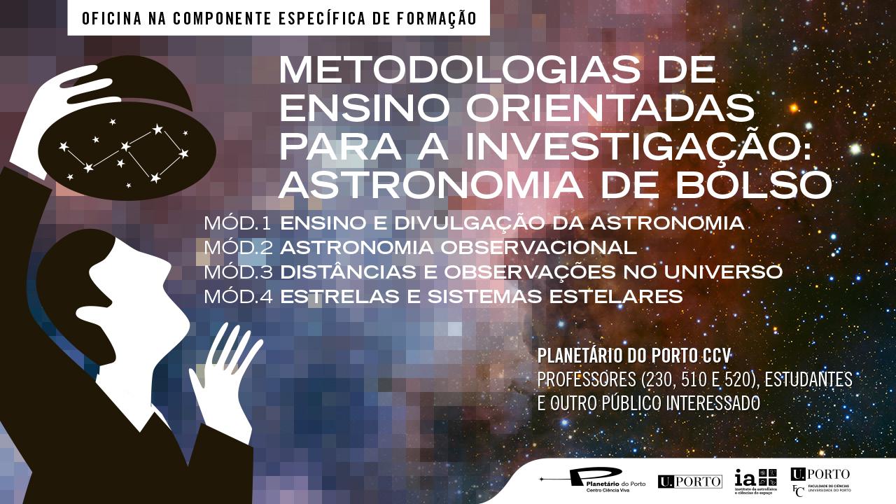 Curso: Astronomia de Bolso