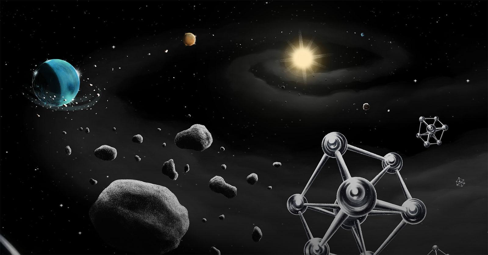 Artigo na Science: Rocky exoplanets and their host stars